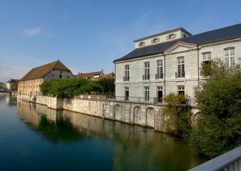 Besenval Landhaus von Kreuzackerbrücke