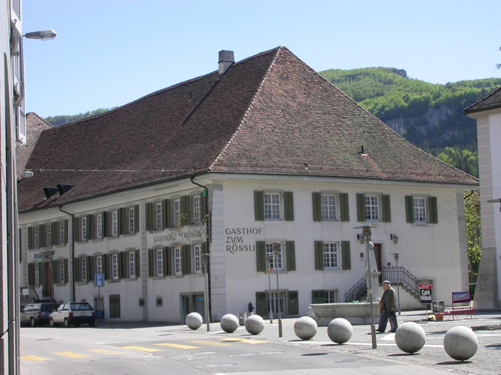 Balsthal Gasthof Rössli